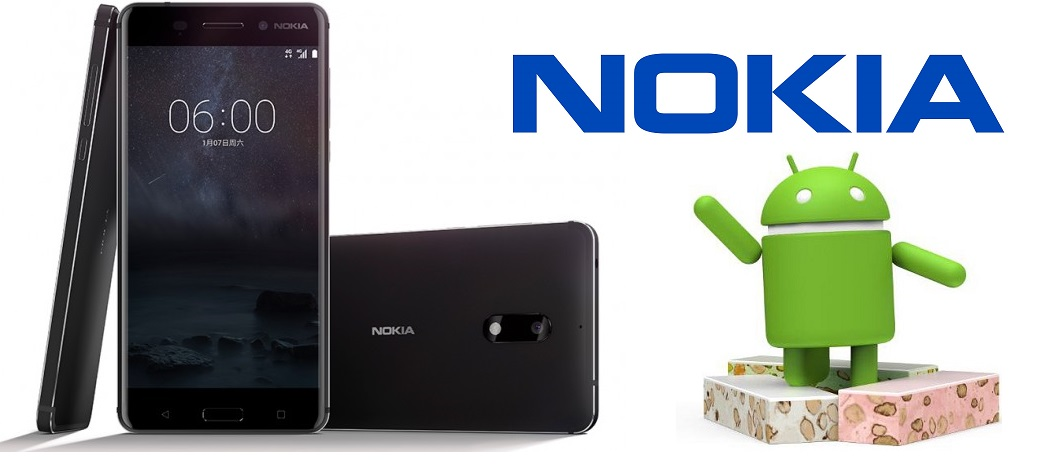 NOKIA presenta NOKIA 6: smartphone Android con 4GB di RAM e display 5.5″
