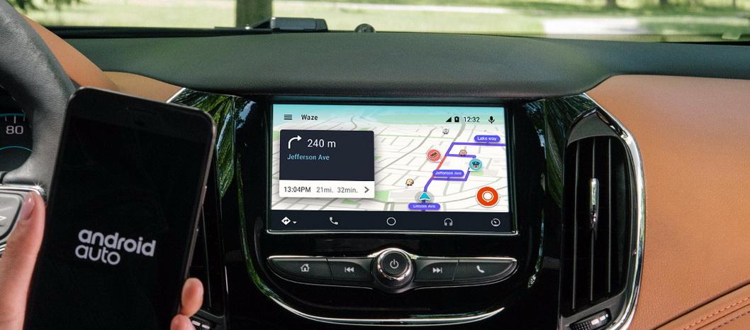 Waze arriva su Android Auto