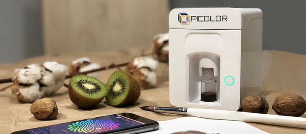 Picolor, il gadget da tavolo per l'artista